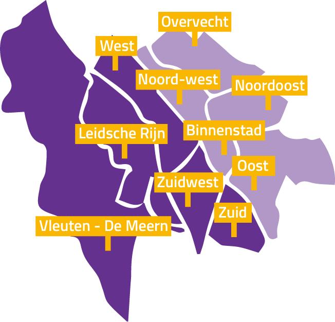 Stichting Al Amal Utrecht wijken